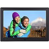 Cytem Diamine 15; Digital Photo Frame 38.1 cm (15 inch 4:3 format); Matte LED Display; HD Video (720p), Black