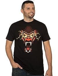 Primal Rage Tee Shirt Overwatch