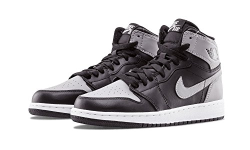 AIR JORDAN 1 RETRO HIGH OG GS 'SHADOW' - 575441-014 - SIZE 6.5 - US Size