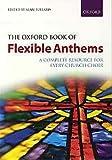 THE OXFORD BOOK OF FLEXIBLE ANTHEMS - arrangiert für Gemischter Chor - Klavier [Noten / Sheetmusic]