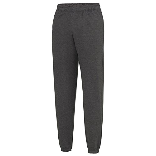 AWDis -  Pantaloni  - Uomo Charcoal
