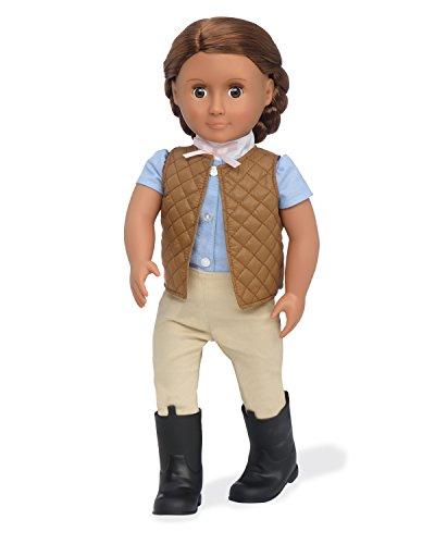 (Our Generation BD31102 - OG - Catarina Puppe, Spanische Reiterin, 46 cm)