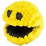 Pac-Man Pixel Ladrillos Modelo