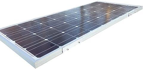 Technologies stpmh120pb solaire pour caravane Kit, 120WP