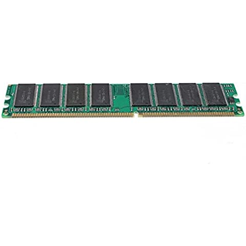 1GB PC3200 DDR 400MHz 333 266 Desktop PC DIMM Memory