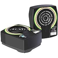 SolidWork ABEK1P3 Wechselfilter kompatibel mit SolidWork Halb- und Vollmasken in den Schutzstufen P3, A1, A2, ABE1, ABEK1 A1P3, A2P3, ABE1P3, ABEK1P3
