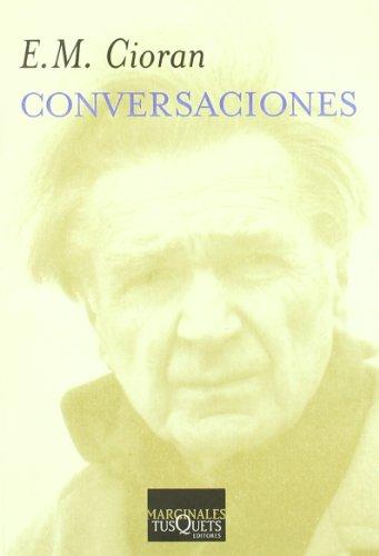 Conversaciones Cioran