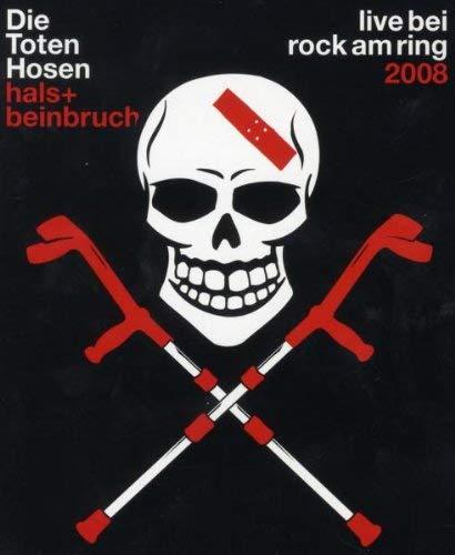 Die Toten Hosen - Hals- und Beinbruch/Live bei Rock am Ring 2008 [Blu-ray] - Bild Toten Die