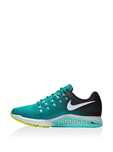 Nike Air Zoom Structure 19, Chaussures de Running Entrainement Homme Verde (Verde (rio teal/white-black-hyper turq))