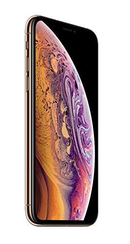 Apple iPhone XS Smartphone débloqué 4G (Ecran : 5,8 Pouces - 64 Go - Nano-SIM - iOS) Or