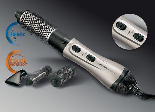 Grundig HS 8980 Profi-Ionen-Hairstyler (Color-Protector, 1200 Watt), schwarz - 3