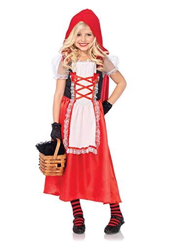 Leg Avenue C48143 - Rotkäppchen Kostüm, Größe Small (EUR (Rotkäppchen Kostüm Für Kids)