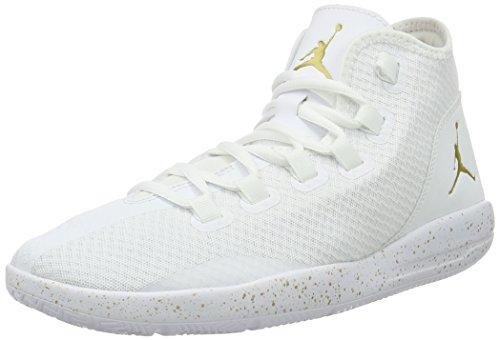 Nike Herren Jordan Reveal Basketballschuhe, Weiß