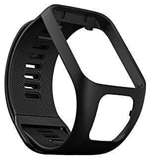 TomTom - Bracelet pour Montre TomTom RUNNER 3, SPARK 3, RUNNER 2 & SPARK - Taille Large - Noir (B01K4BXA10) | Amazon price tracker / tracking, Amazon price history charts, Amazon price watches, Amazon price drop alerts