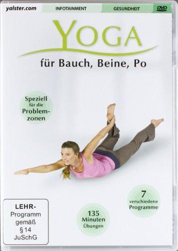 Yoga - für Bauch, Beine, Po