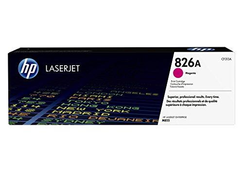 Preisvergleich Produktbild HP 826A (CF313A) Rot Original Toner für HP Color Laserjet Enterprise M855