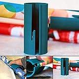 Soulitem Papierausschnitt,Wrapping Paper Cutter Mini Tragbare Kleine Utility Wrapped Carton Paper Cutter