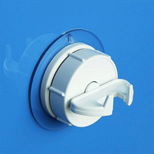ZLR Strong Power Sucker Razor Shelf Plug Hook Up Pas de traces Imperméable anti-humidité Ne pas forer le trou ( Couleur : 1pcs )