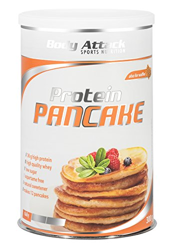 Body Attack Protein Pancakes (1x300 g)