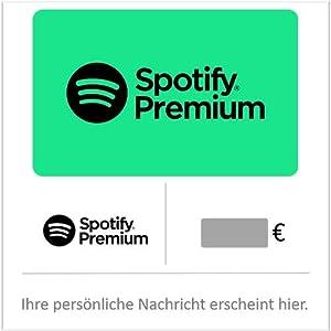 Spotify Premium Fur Deutschland Per E Mail Amazon De