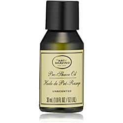 Aceite preshave The Art Of Shaving sin esencias (Pieles sensibles) - Tamaño viaje 30ml