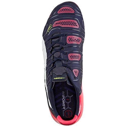 Puma  evoPOWER 1.2 FG, Chaussures de football homme noir/rose