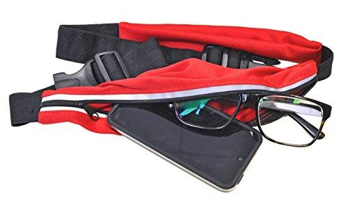 Zoom IMG-3 marsupio cintura portatutto slim sport