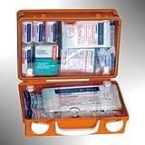 Verbandkoffer Quick Orange Erste Hilfe Koffer, 1 St Bild