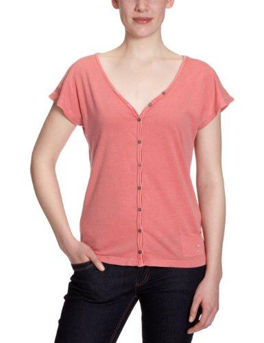 Campus - T-Shirt - Femme Rouge (641))