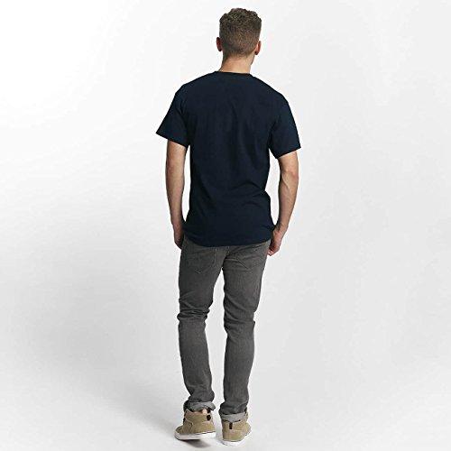 Etnies Herren T-Shirt Icon Mid Blau
