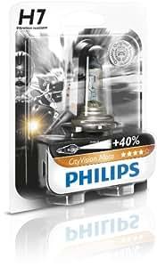 Philips 12972CTVBW Ampoule de phare de moto City Vision Moto H7