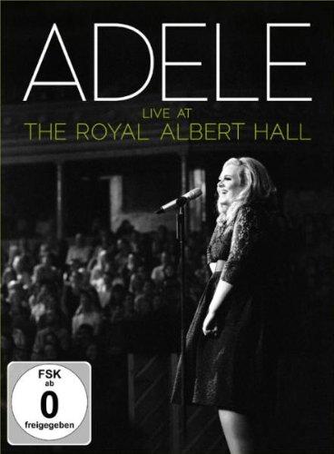 Adele - Live at the Royal Albert Hall  (+CD) [Blu-ray] -