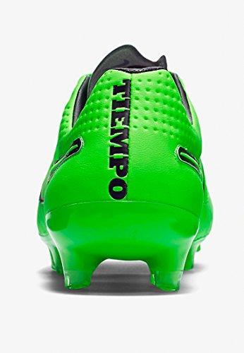 Nike - Tiempo Legend V FG, Calzature primi passi da uomo Green Strike / Black