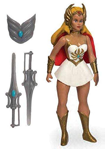 Super7 Masters of The Universe Vintage Collection Action Figure She-Ra 14 cm (Spielzeug Shera)