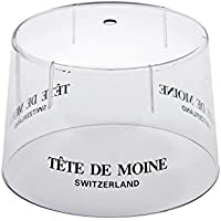 "G S D Haushaltsgeräte 50 023 Plexiglashaube für ""Tête de Moine"""