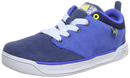 adidas Performance Vibester xJ Low Q22728 Unisex-Kinder Outdoor Fitnessschuhe Blau (Collegiate Navy / Satellite / Clear Grey S12)