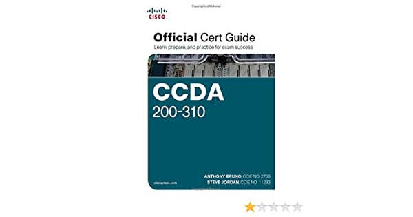 Buy CCDA 200-310 Official Cert Guide Book Online at Low Prices in