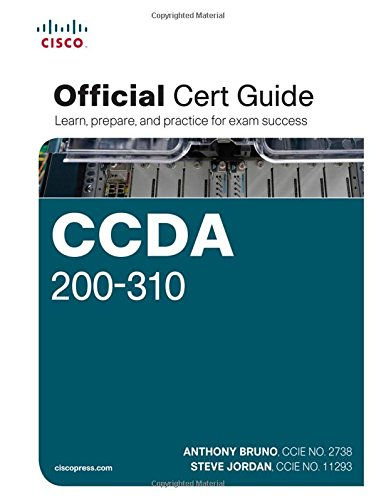 CCDA 200-310 Official Cert Guide