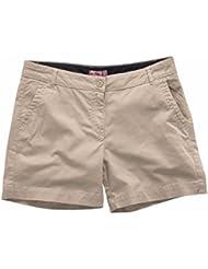 Gill Womens Crew Shorts - Khaki 16