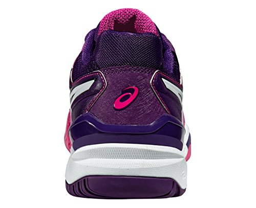Asics Gel-Resolution 6 Women's Tennisschuh Pink