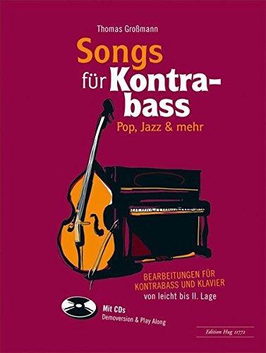 Songs für Kontrabass