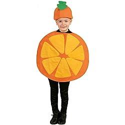 Disfraz de Naranja (Talla 4-6 a?os)