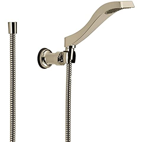 Delta Faucet 55051-PN Dryden Wall Mount Handshower, Polished Nickel by DELTA FAUCET