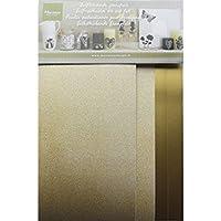 Marianne Design-Fustella ST4401 fogli, colore: oro