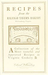 Recipes from the Raleigh Tavern