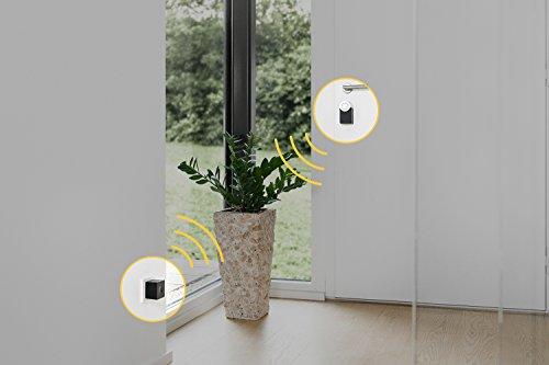 Nuki Combo (Smart Lock und Bridge) – Elektronisches Türschloss – Automatischer Türöffner mit Bluetooth, WLAN, mit Amazon Alexa - 3