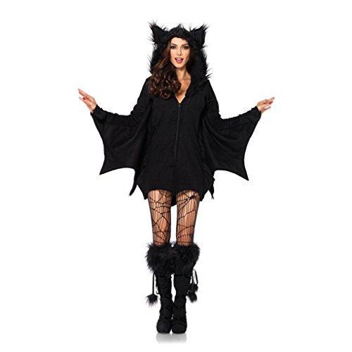 Cosplay Uk Kostüme Weibliche (Ranboo Halloween Cosplay Uniformen Königin Kapuzenjacke Weibliche Hexe)
