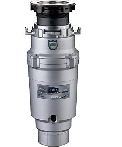 Rangemaster WDU700 - Unità per rifiuti standard, 700, colore: Nero