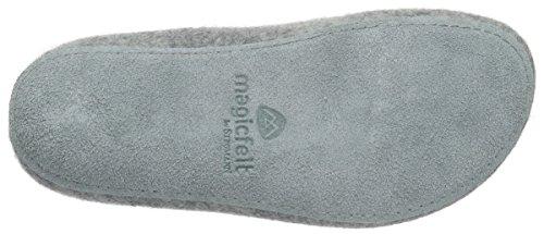 MagicFelt Unisex-Erwachsene Ap 701 Pantoffeln Grau (light Grey 4814)