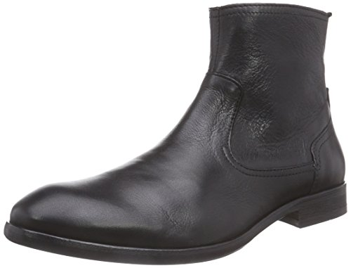 Hudson H Men's Plant Chelsea Boots, Black, 7 D (M) for sale  Delivered anywhere in UK